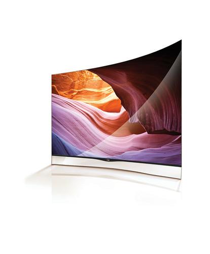 LG 곡면 올레드 TV