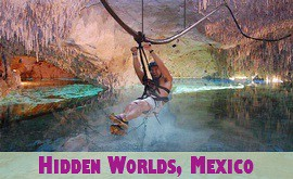 Riviera Maya Cenote Adventure Tours in Mexico
