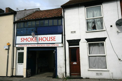 Anchor Smokehouse, Lowestoft, Suffolk