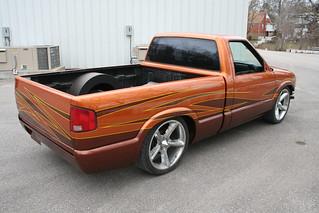 2001 Chevy S-10