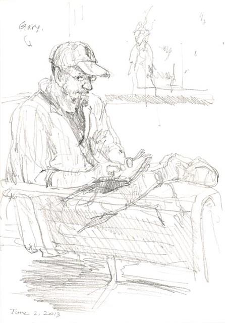 Sketching Gary
