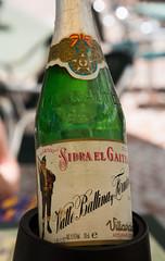 Cider bottle (Sidra)