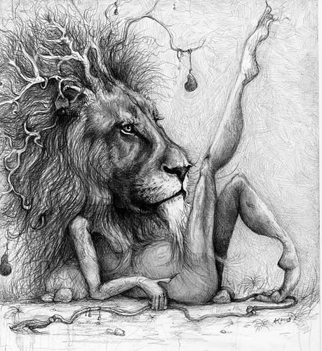 Adonna Khare lion2