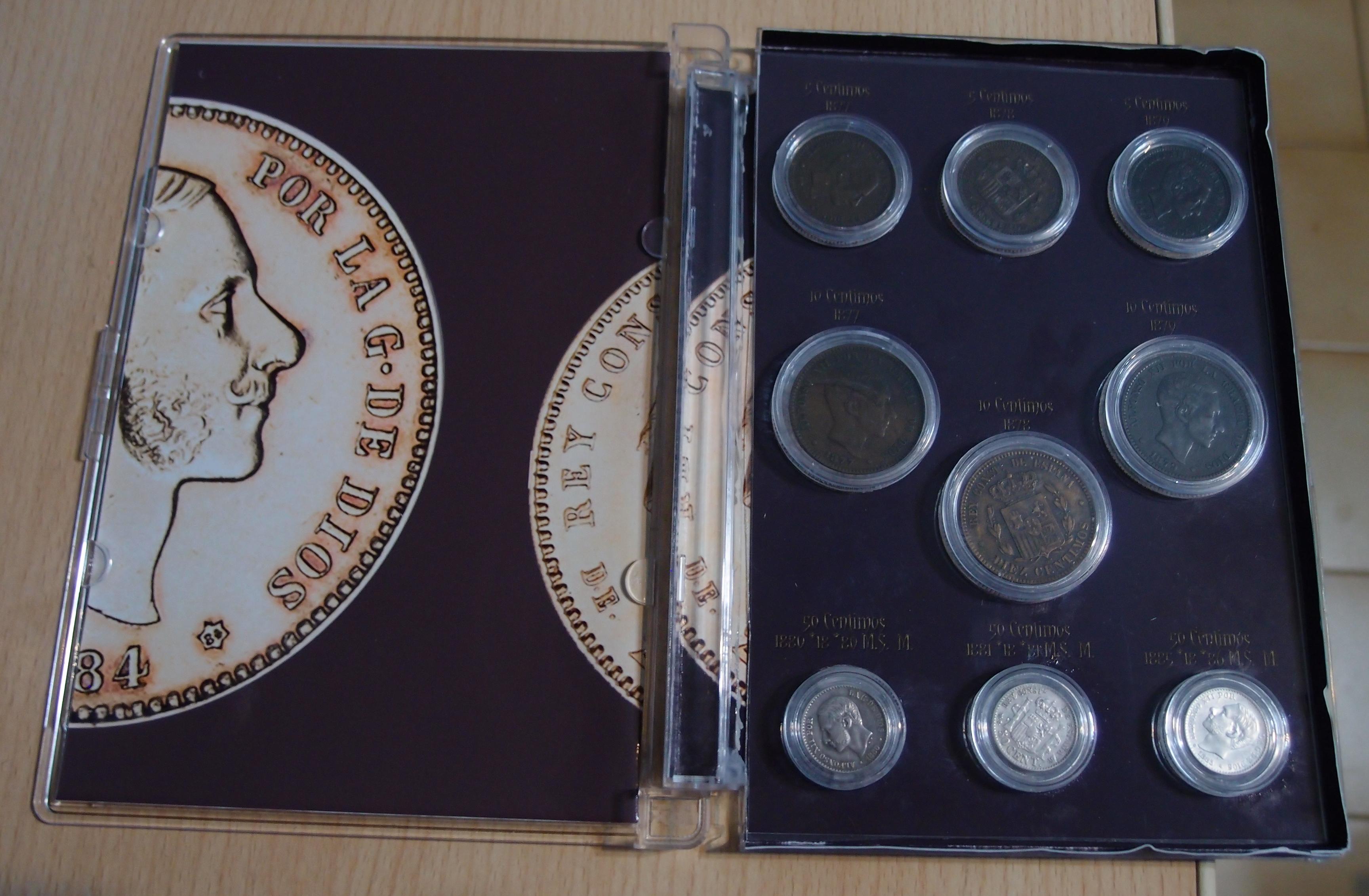Coleccion Alfonso XII y Monetario 9055625355_6e96962eee_o
