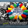 CraftSanity Magazine Holiday 2012