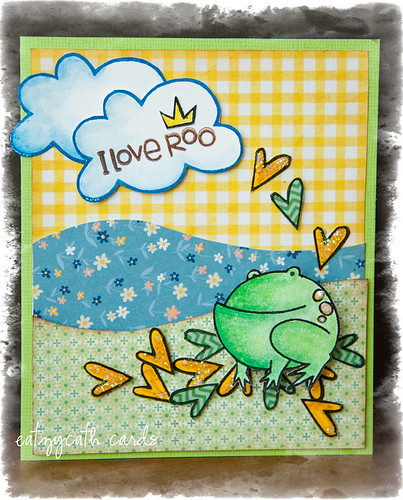 love roo froggie by eatzycath