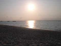ニシ浜1(夕方)