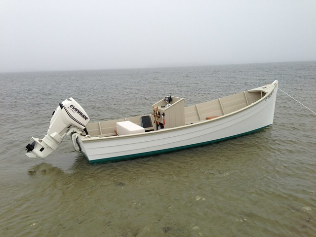 Long Point Skiff Plans Ordered - Page 6