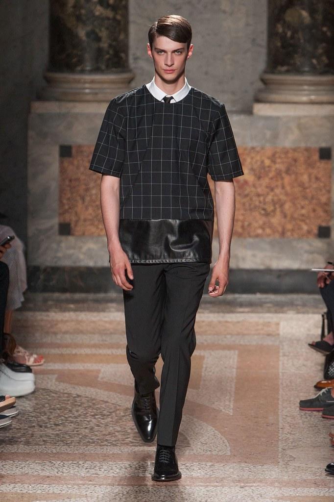 SS14 Milan Les Hommes018_Matthew Bell(fashionising.com)