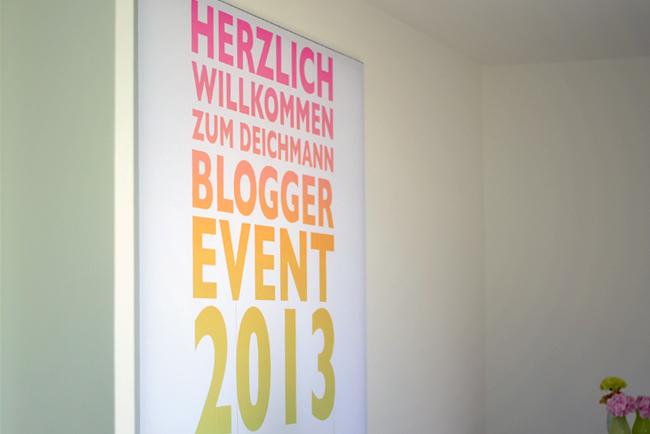 Deichmann Blogger Event 15