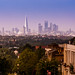 London from Gipsy Hill by Northumberland Dan