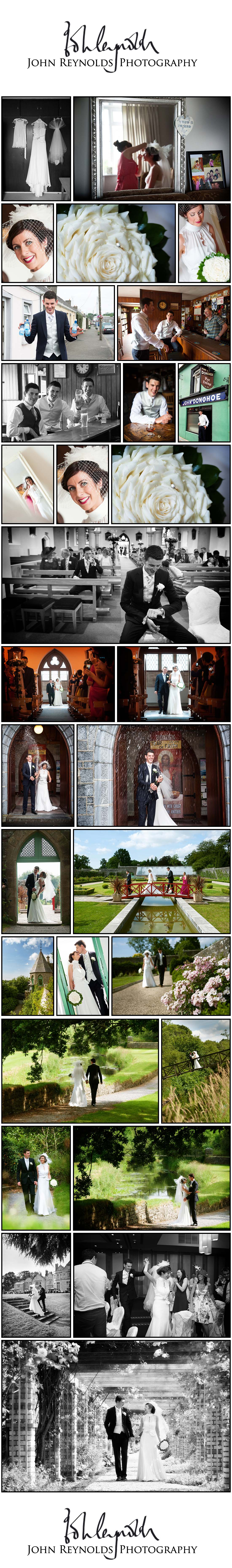 Kathleen & Donal Blog Collage