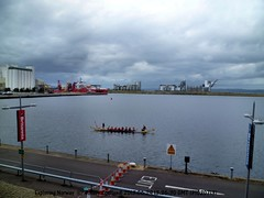 Leith dragon boats