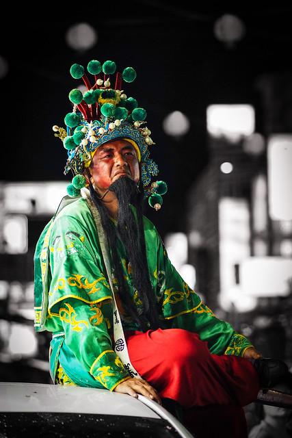王爺誕辰遶境|雲林虎尾