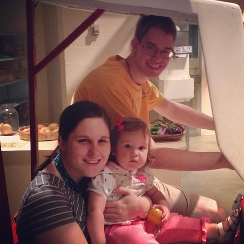 Family fun.