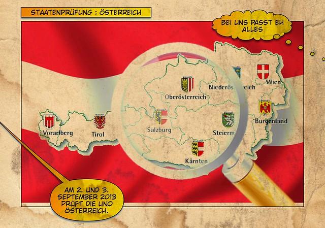 Staatenprüfung : Österreich