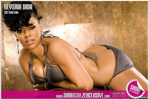 Keyshia Dior Show Magazine pics