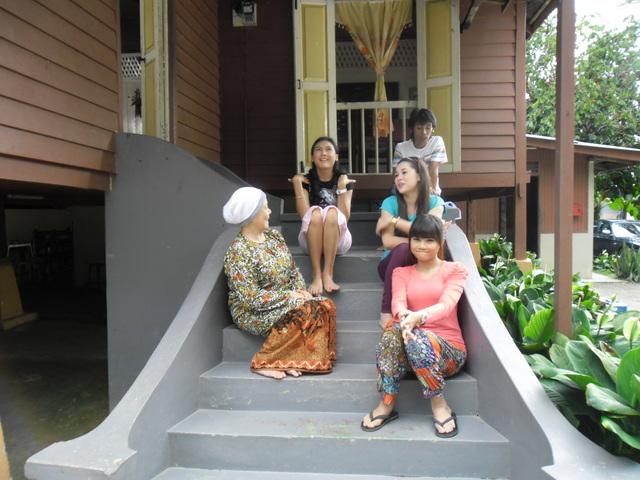 babak dalam 3 Nenek 3 Dara