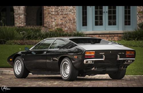 1976 Lamborghini Urraco P300 Back