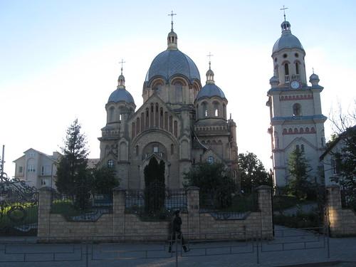 Храм Архистратига Михаїла у смт. Товсте