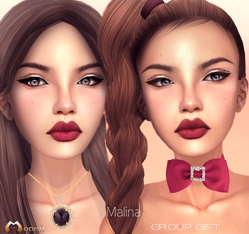 Malina Group_Gift skin by ::Modish::