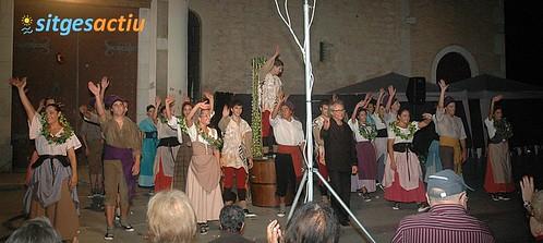danza plaza sitges 2013