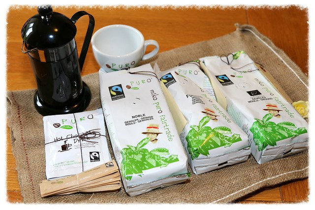 Puro coffee hamper