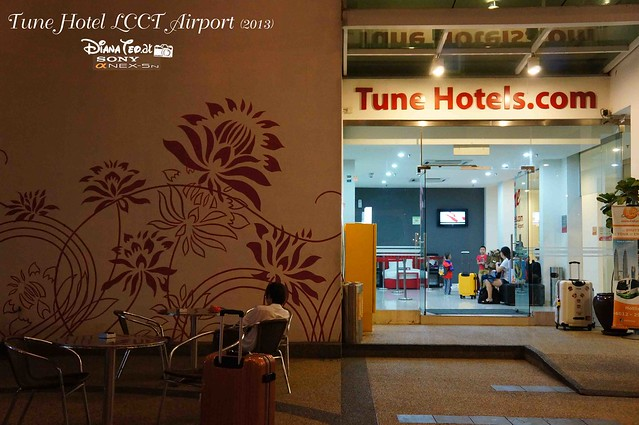 Tune Hotel LCCT Airport 01