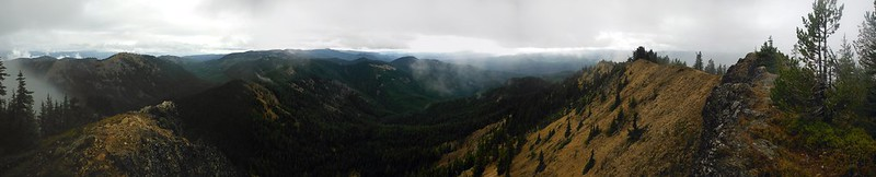 Mount Clifty Summit Pano