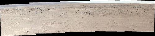 Curiosity Sol 406 Mastcam left