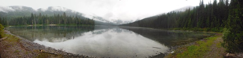 Waptus Lake Pano