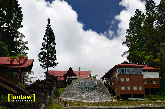 Kinabalu Park Entrance