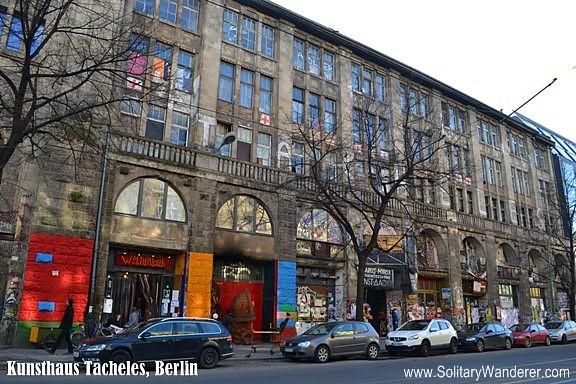 Tacheles building