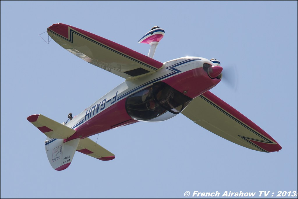CAP 10 F-GAUH, Meribel Air Show 2013