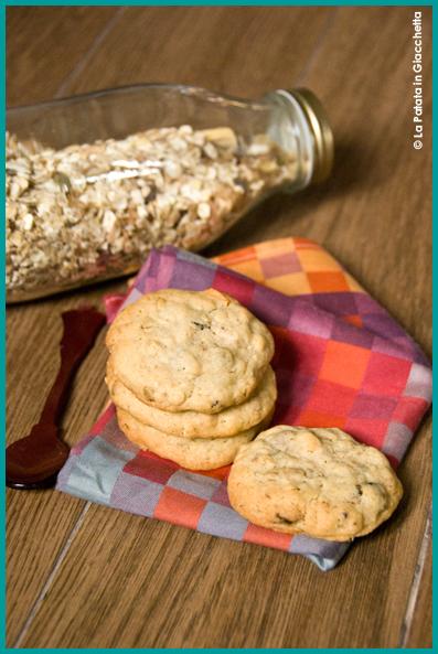 Cookies ai muesli
