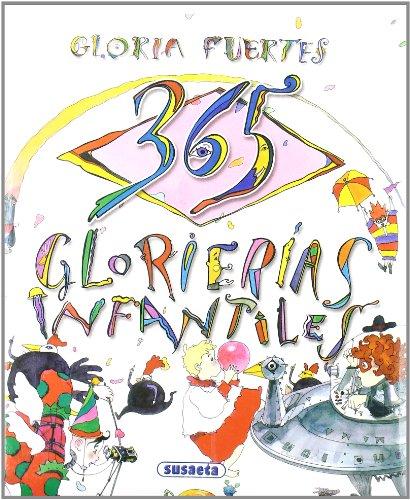 Cubierta de 365 glorierías infantiles