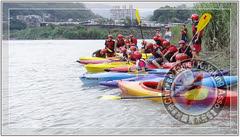 20131012台北城市科大休閒獨木舟教練講習01