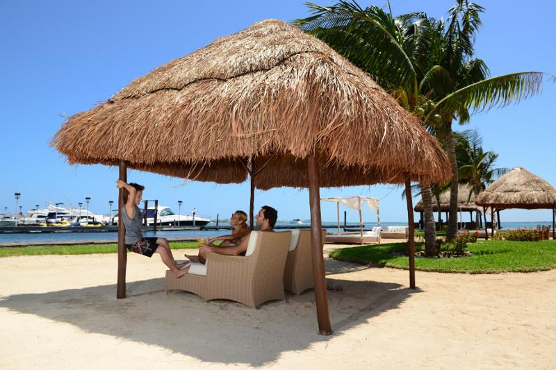 Sunset Marina Resort Yacht Club Quiero Cancun Flickr