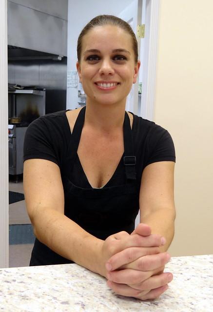 Owner Sara Shaunnessey