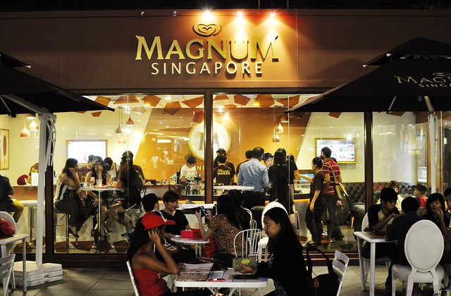 The food chapter singapore blog food and travel for Magnum pop up store