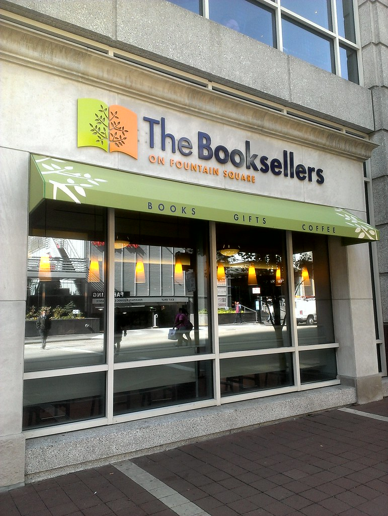 The Booksellers on Fountain Square