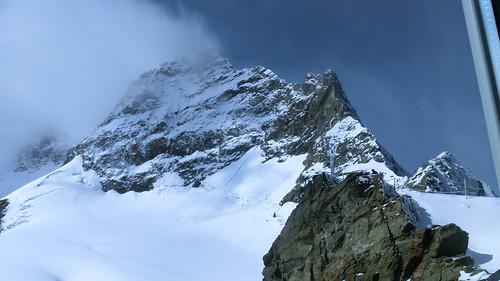Jungfraujoch Österreich Berge