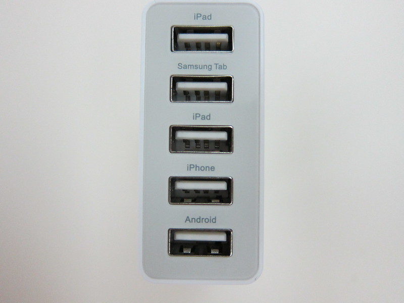 Anker 5-Port Wall Charger - 5x USB Ports