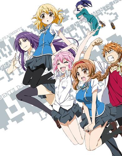 131028(4) - 漫畫家「春野友矢」出道作《屬性同好會 D-FRAGMENTS》改編電視動畫版、聲優&製作群出爐!