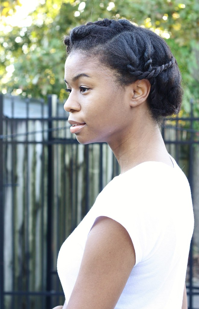 elegant side twists