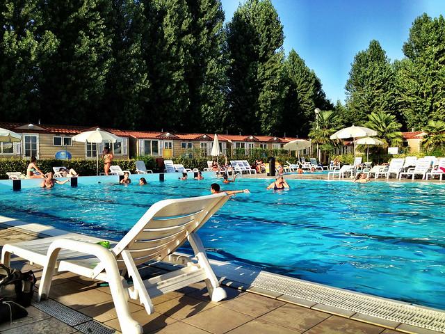 PLUS Camping Venice pool