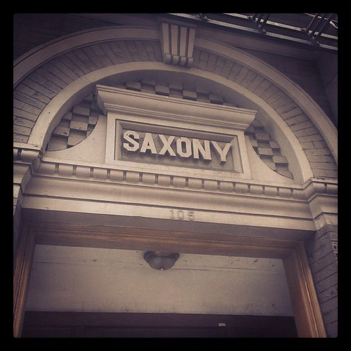 Saxony...
