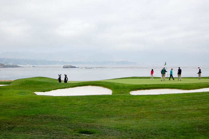 @ Pebble Beach