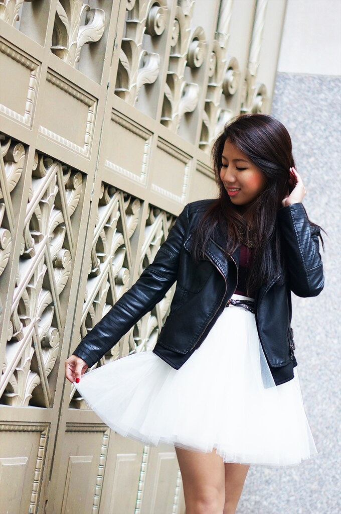 petite hues, space46 boutique, wendy's lookbook, tulle skirt,