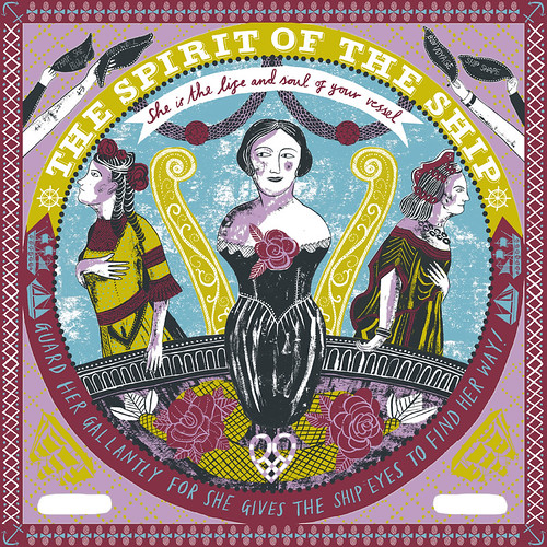 Spirit of the Ship by Alice Pattullo
